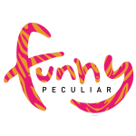 funny-peculiar_logo(pink-yellow)_FINAL